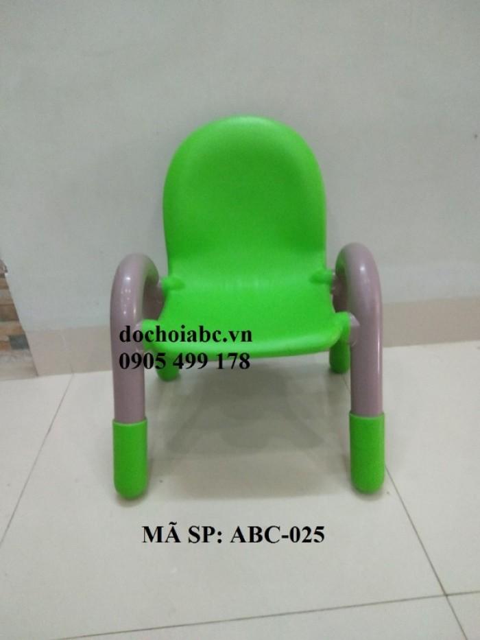 ghế mầm non cho trẻ 11