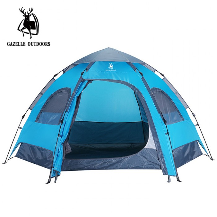 Lều du lịch tự bung gazelle outdoors gl12690