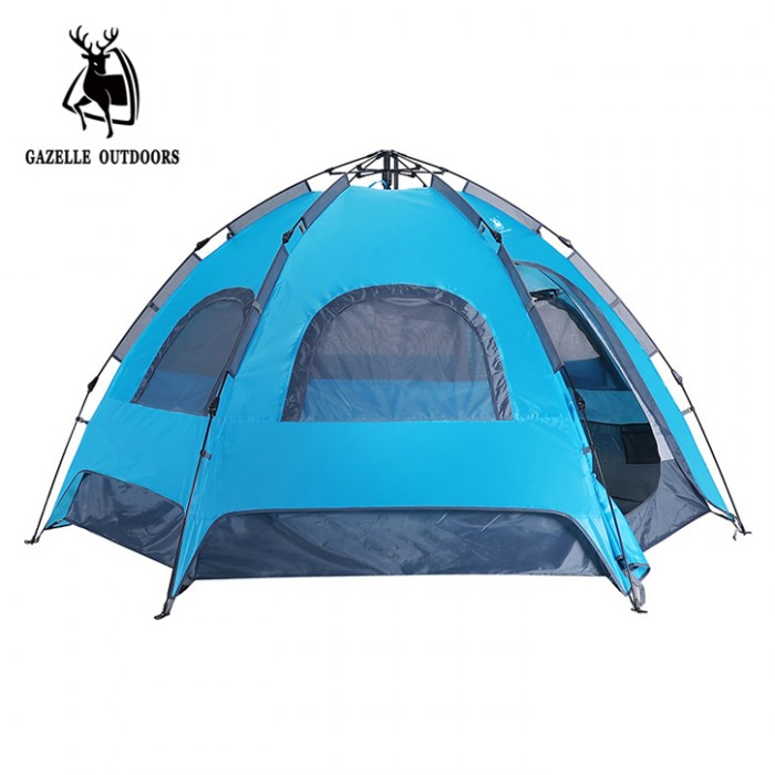 Lều du lịch tự bung gazelle outdoors gl12691