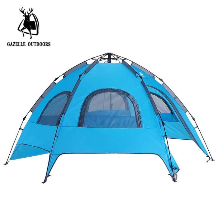 Lều du lịch tự bung gazelle outdoors gl12693