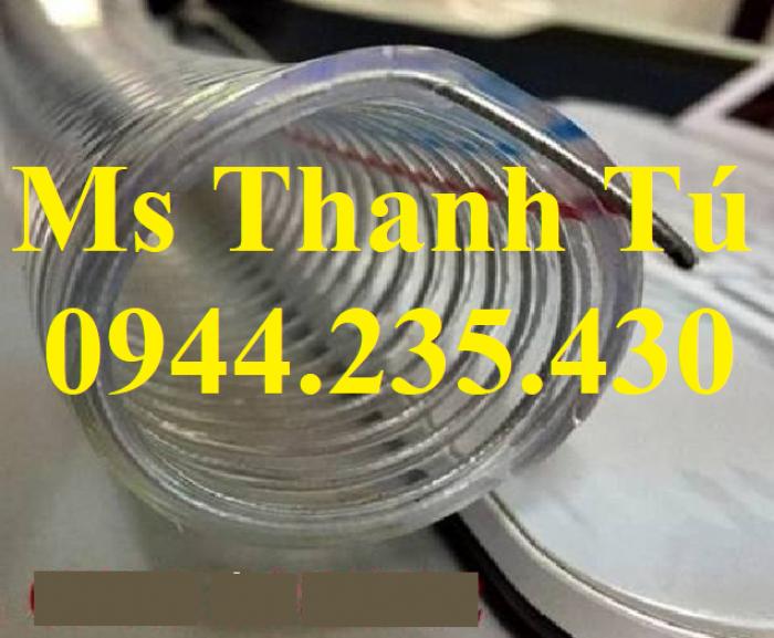 Ống nhựa mềm lõi thép trung quốc1