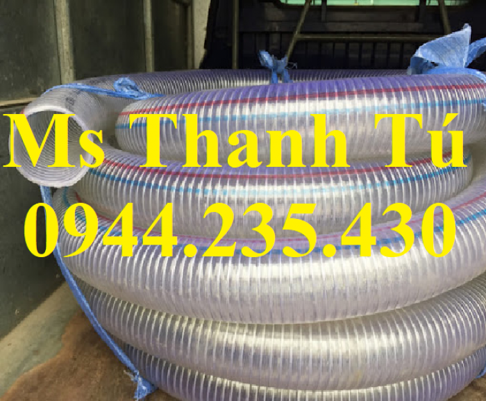 ống nhựa mềm lõi thép hàn 2
