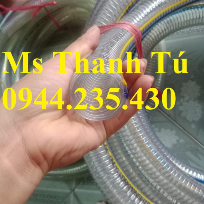 ống nhựa mềm lõi thép dẫn nước4