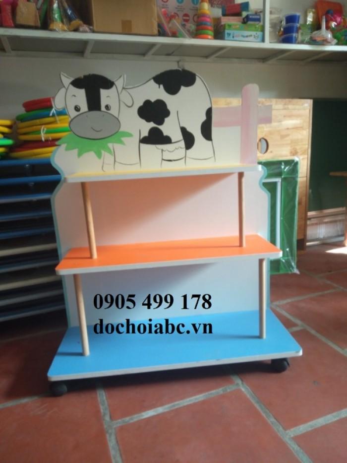 tủ gỗ mầm non giá rẻ chất lượng tốt tại quảng nam