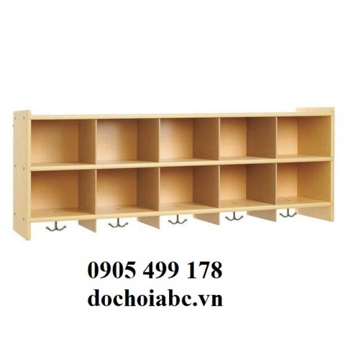 tủ gỗ mầm non giá rẻ chất lượng tốt tại quảng nam12