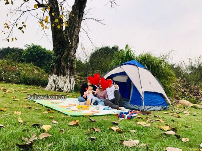 Lều cắm trại 4 người tự bung GL16664