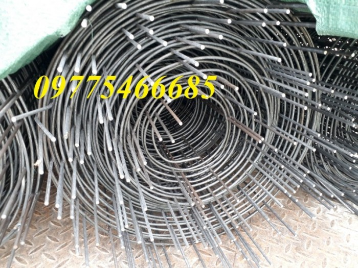 Lưới thép D4A50x50 khổ 1m,1,2m/20m dạng cuộn hàng có sẵn.4