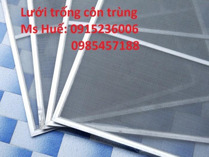 Lưới chống muỗi, chống côn trùng, lưới 304, inox 201, inox 316 hàng sẵn kho1