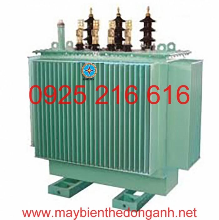 Máy biến áp 560kVA-35/0.4kV3