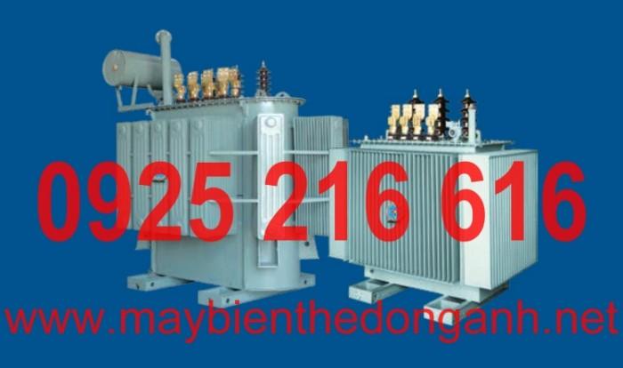Máy biến áp 560kVA-35/0.4kV10