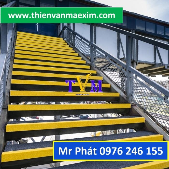 Miếng ốp bậc thang frp chống trơn trượt9