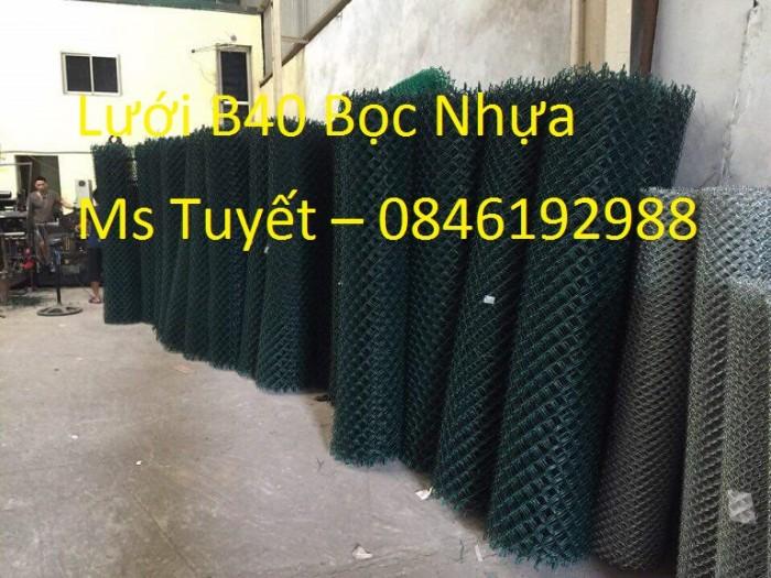 Lưới B40 Bọc nhựa giá rẻ tại Hà Nội3