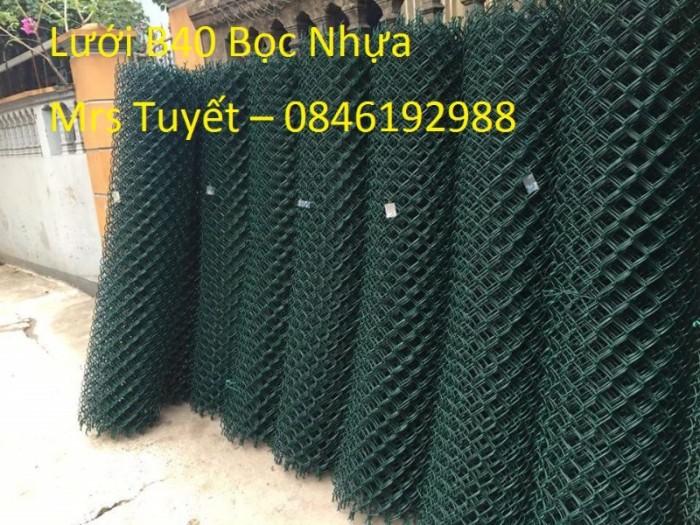 Lưới B40 Bọc nhựa giá rẻ tại Hà Nội6
