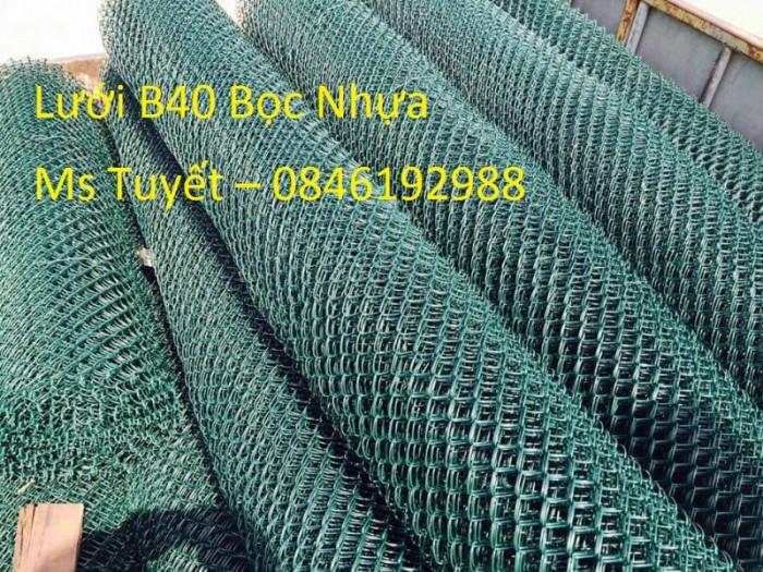 Lưới B40 Bọc nhựa giá rẻ tại Hà Nội5