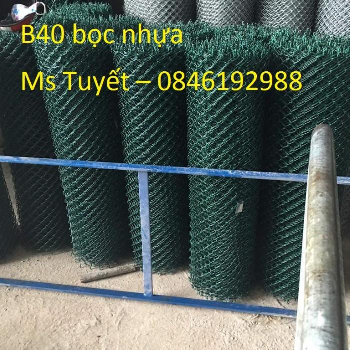 Lưới B40 Bọc nhựa giá rẻ tại Hà Nội9