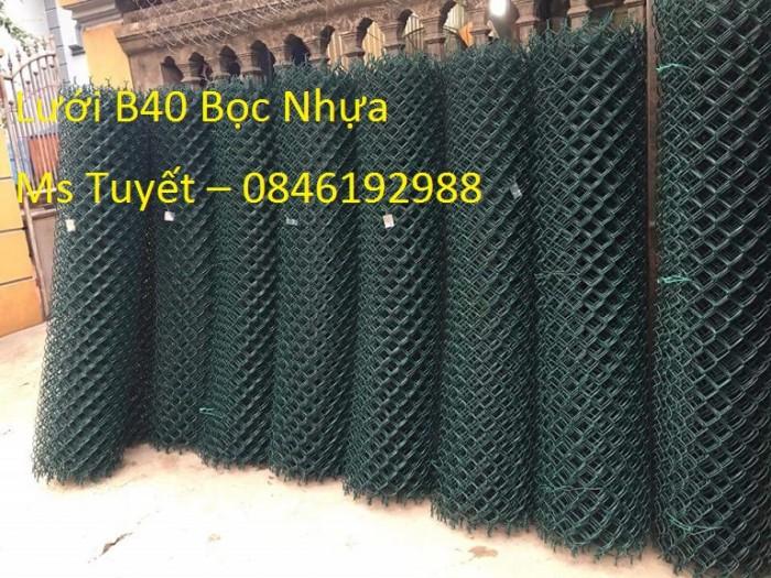 Lưới B40 Bọc nhựa giá rẻ tại Hà Nội8
