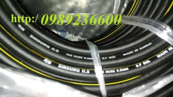 Dây hơi Sinsung, dây hàn đôi Sinsung D6.5, D8, D9.5,D13, D13, D16, D19, D25..1