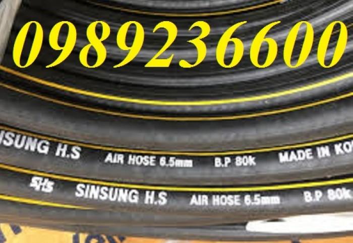 Dây hơi Sinsung, dây hàn đôi Sinsung D6.5, D8, D9.5,D13, D13, D16, D19, D25..2