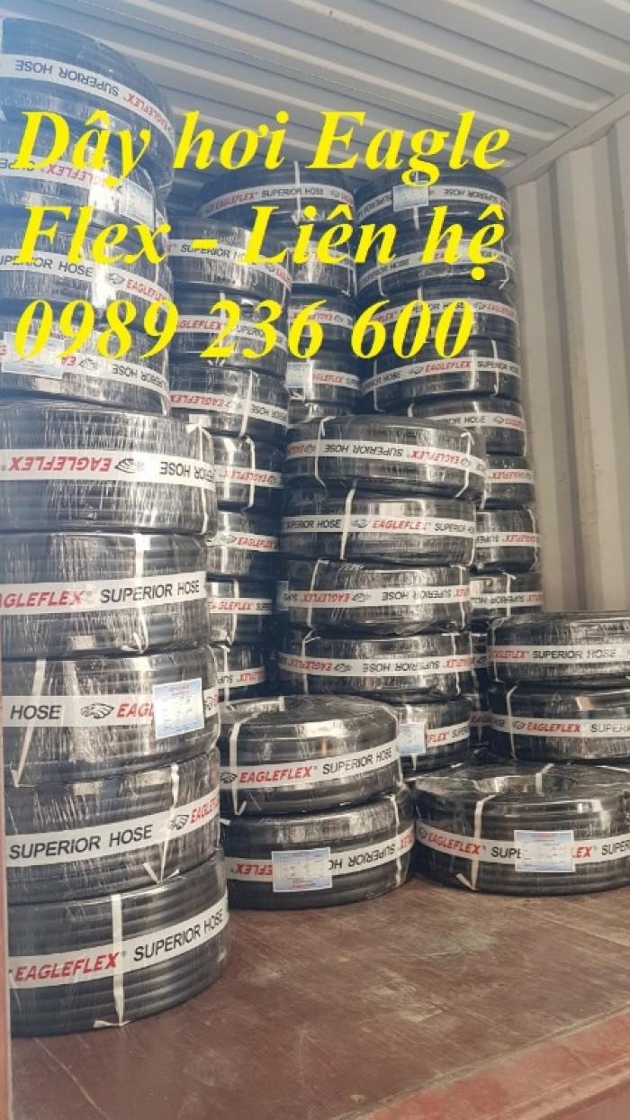 Dây hơi Eagle Flex Hàn Quốc D6.5; D8; D9.5, D13, D16, D19, D25, D32 giá rẻ0