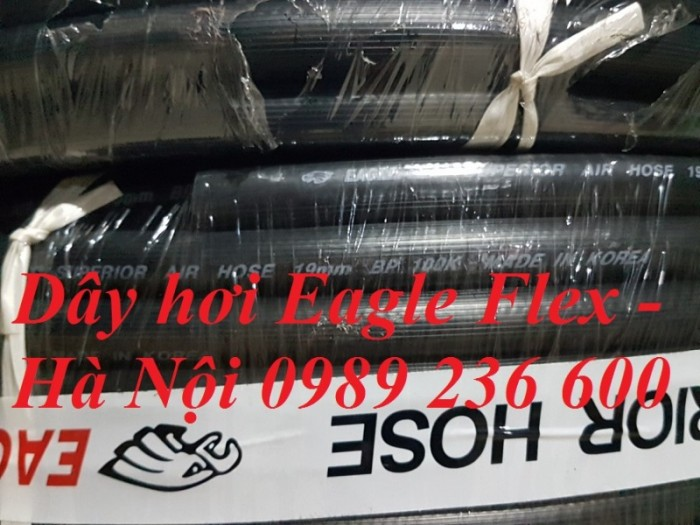 Dây hơi Eagle Flex Hàn Quốc D6.5; D8; D9.5, D13, D16, D19, D25, D32 giá rẻ3