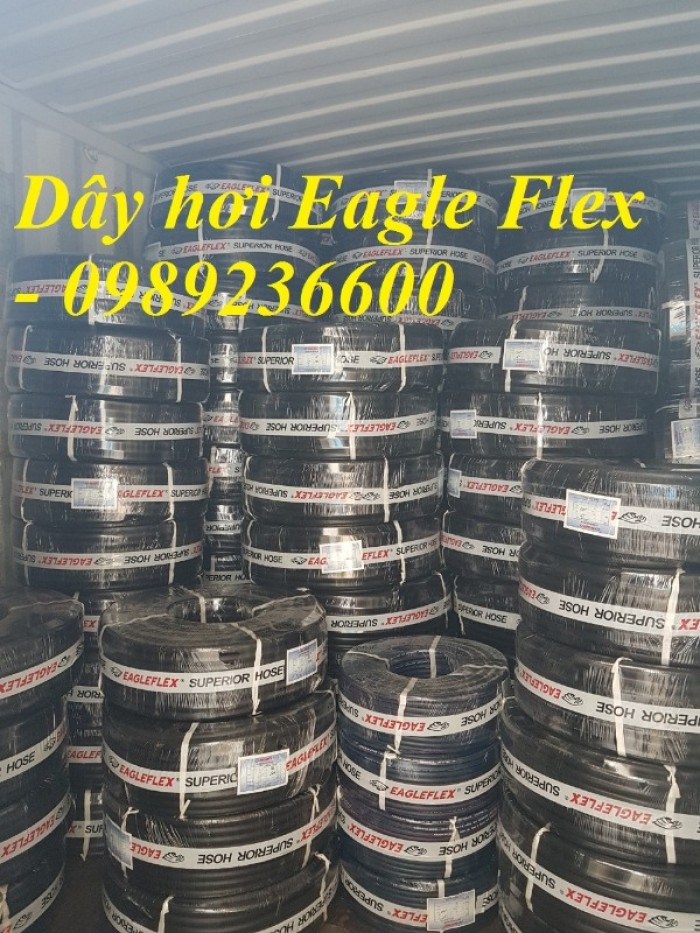 Dây hơi Eagle Flex Hàn Quốc D6.5; D8; D9.5, D13, D16, D19, D25, D32 giá rẻ4
