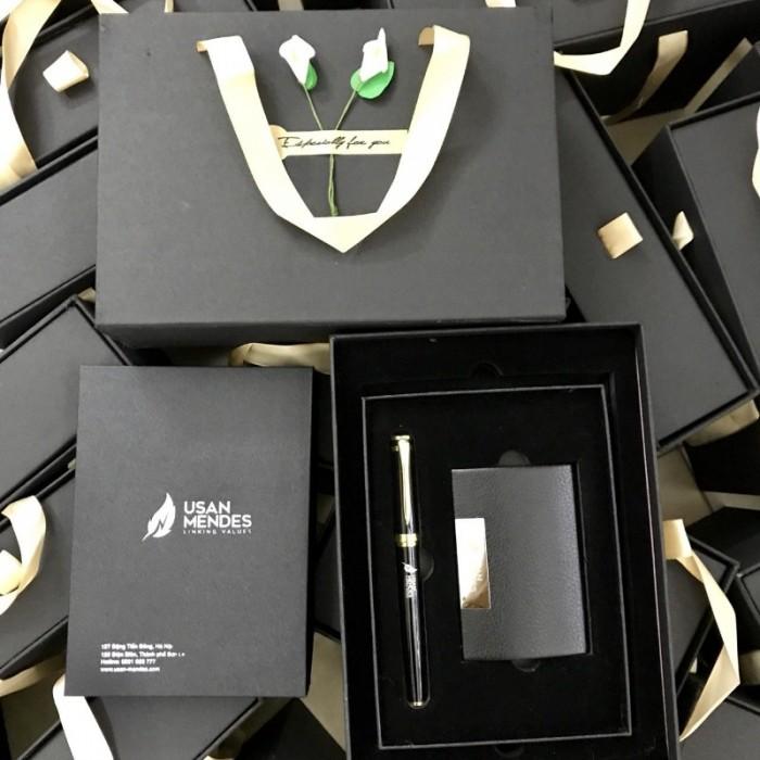 Gift Set in ấn logo thương hiệu, tri ân khách hàng4