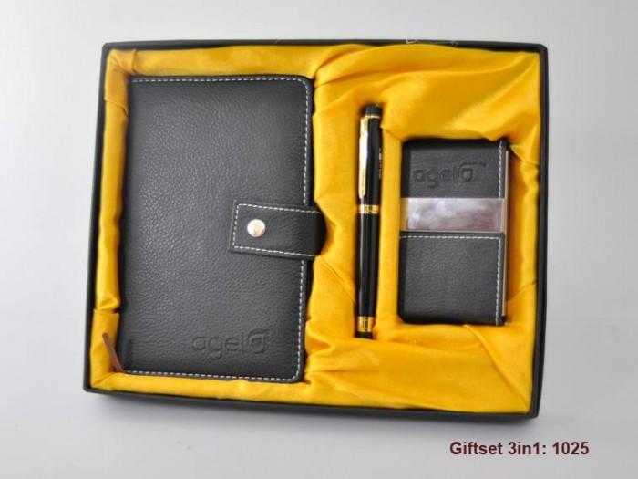 Gift Set in ấn logo thương hiệu, tri ân khách hàng10