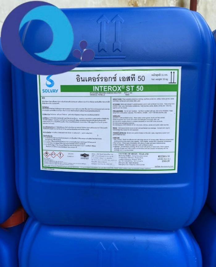 H2O2- Hydrogen Peroxide - 50% - Oxy Già Công Nghiệp Giá Cực Rẻ1