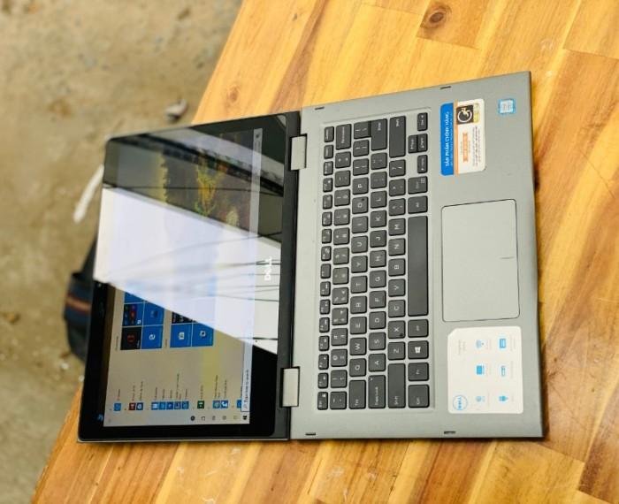 Laptop Dell Inspiron 5379, i5 8250U 8G SSD256 Full HD Đèn phím Touch Xoay 3603