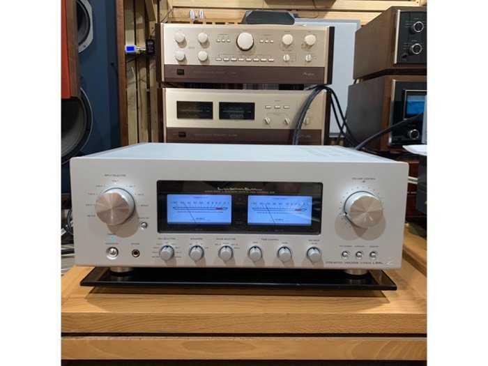 Ampli Luxman L-505U ( Silver )0