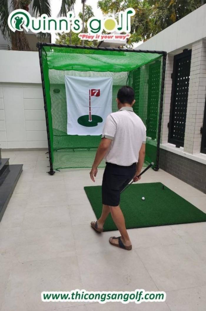 Khung Tập Golf Tại Nhà4