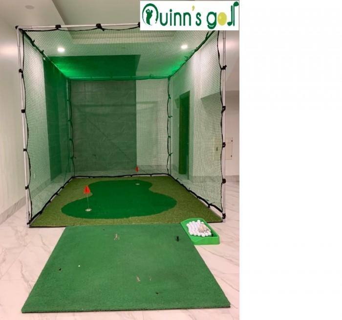 Khung Tập Golf Tại Nhà0