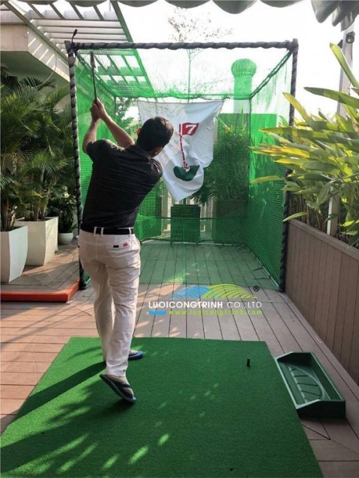 Khung Tập Golf Tại Nhà2
