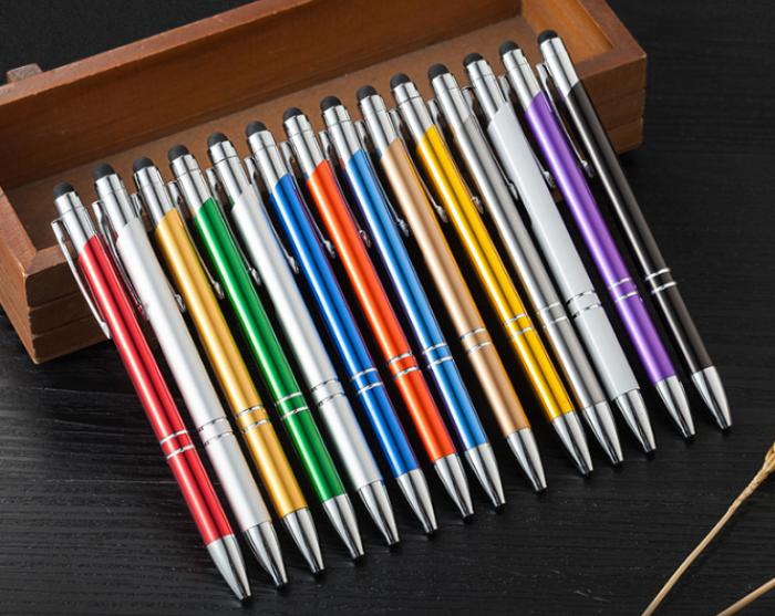 Brandde chuyên cung cấp bút bi cảm ứng in ấn logo thương hiệu5