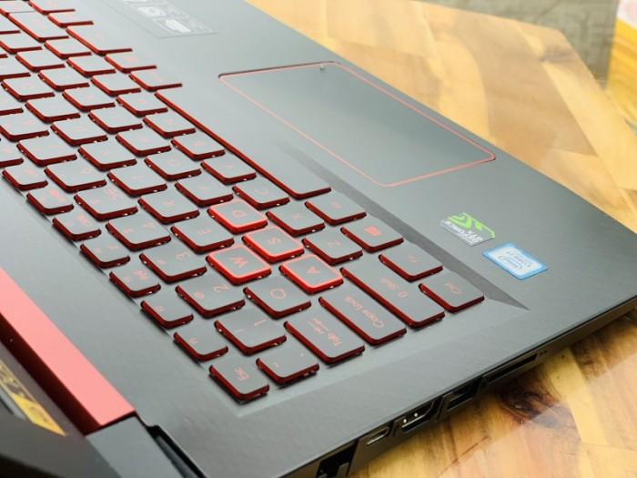 Laptop Gaming Acer Nitro 5 AN515-52, i7 8750HQ 8G SSD128+1000G Vga GTX1050TI0