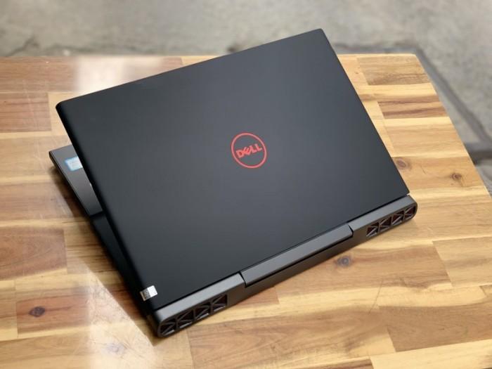 Laptop Dell Gaming 7567, i7 7700HQ 8G SSD128+1000G Vga GTX1050ti 4G Full HD Đ0