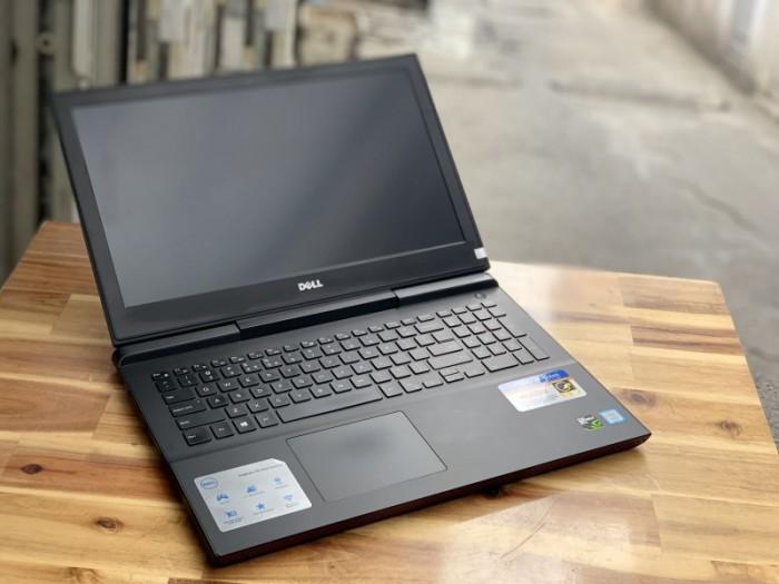 Laptop Dell Gaming 7567, i7 7700HQ 8G SSD128+1000G Vga GTX1050ti 4G Full HD Đ5