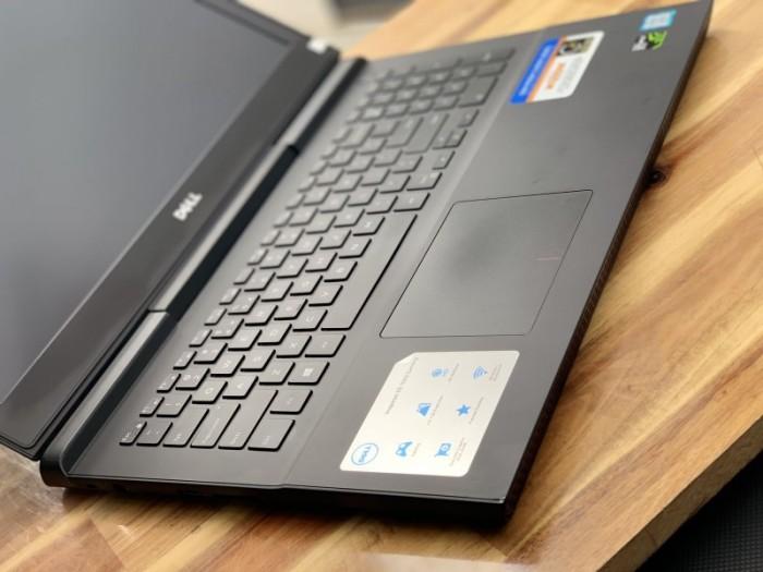 Laptop Dell Gaming 7567, i7 7700HQ 8G SSD128+1000G Vga GTX1050ti 4G Full HD Đ2