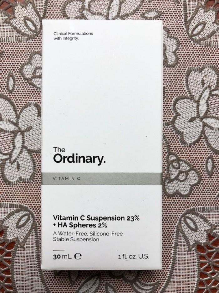 Kem dưỡng trắng da The Ordinary Vitamin C xách tay Hàn Quốc2