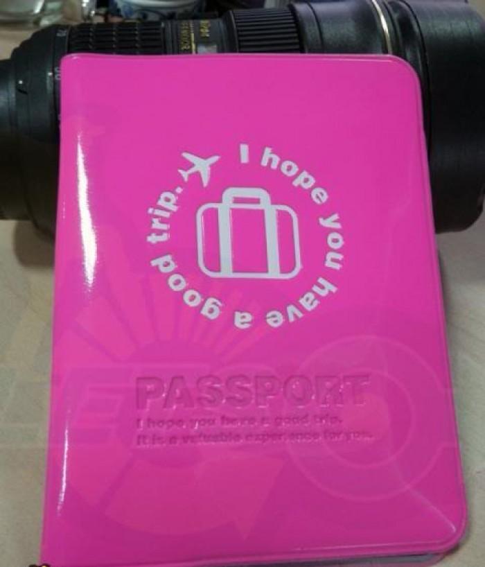 Vỏ Passport Da In Dập Logo Thương Hiệu, Quảng Cáo Thương Hiệu10