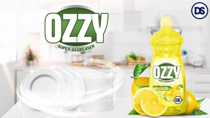 Thùng Nước Rửa Chén Ozzy 24 chai