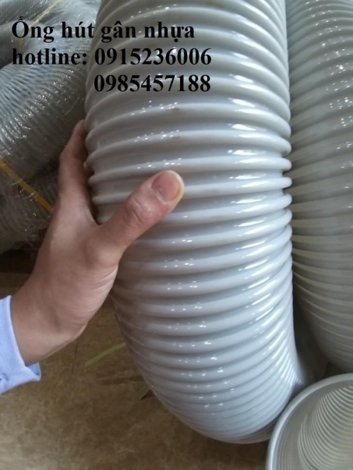 Ống hút bụi gỗ gân nhựa phi D34, D40, D50, D60, D80, D90, D100, D120, D200..0