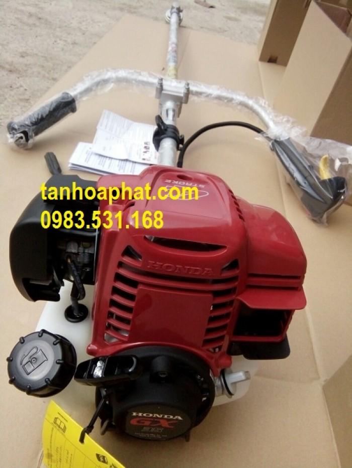 Bán máy cắt cỏ nhập khẩu nguyên chiếc Honda GX35 - MUK435 hàng chính hãng4
