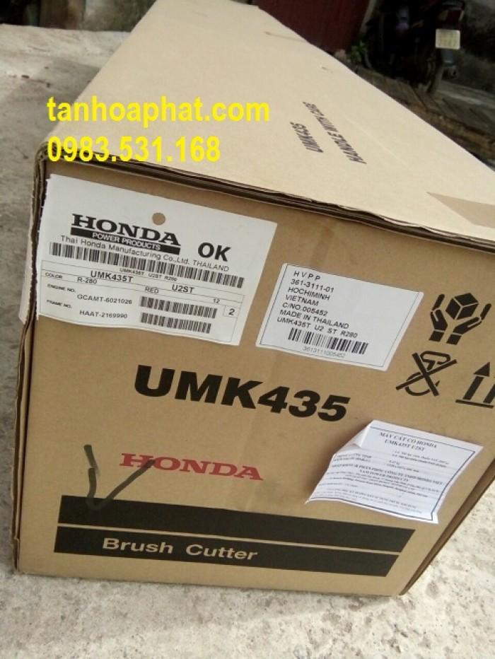 Bán máy cắt cỏ nhập khẩu nguyên chiếc Honda GX35 - MUK435 hàng chính hãng5