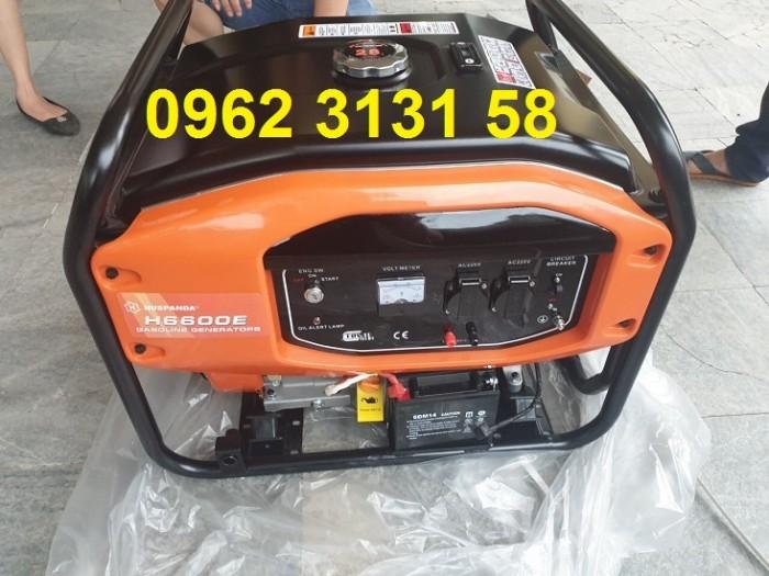 Máy phát điện chạy xăng 5kw Huspanda HD66001