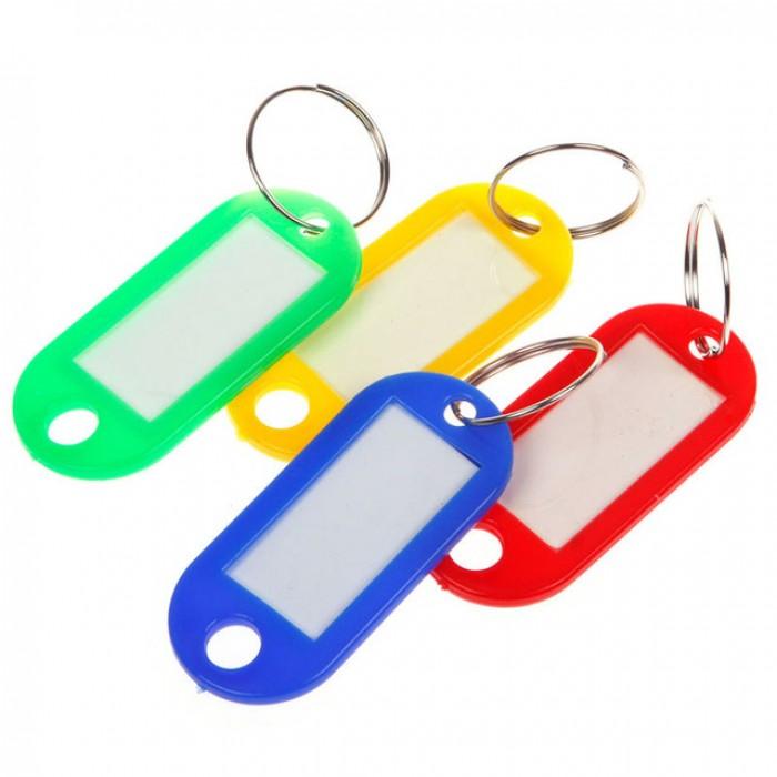 Thẻ Hành Lý Nhựa In Ấn Logo9