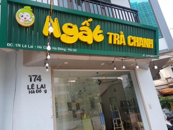 Bộ Máy Pos Tính Tiền Cảm Ứng Cho Quán Trà Chanh tại Hà Nội,Hà Tĩnh, Hà Nam1
