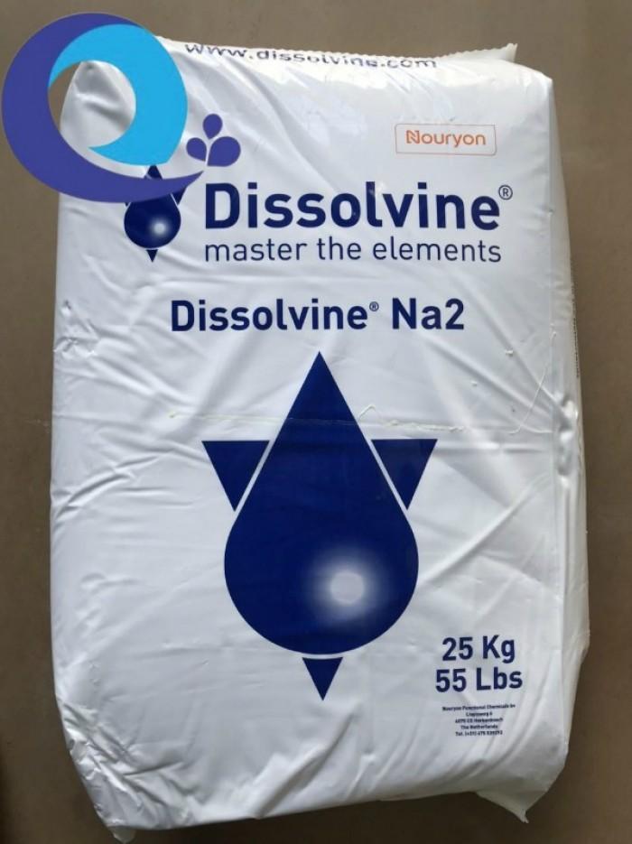 Mua bán EDTA 4 muối Hà Lan - EDTA 2 muối - DISSOLVINE Na20