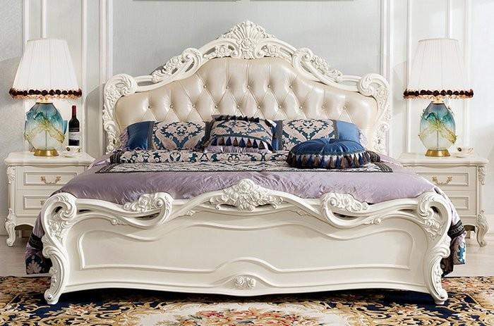 giường ngủ cổ điển sang trọng15