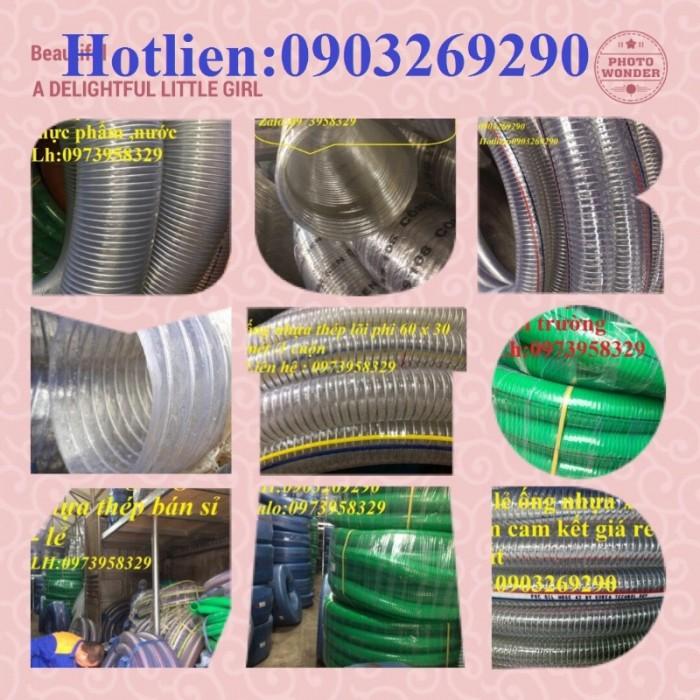 Báo giá ống nhựa lõi thép dẫn hóa chất , xăng dầu , nước , thực phẩm D200,3